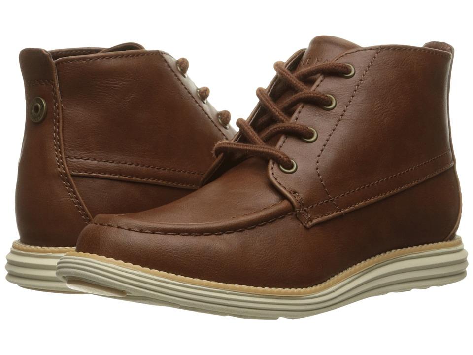 Cole Haan Kids - Grand Moc Chukka (Little Kid/Big Kid) (British Tan) Boys Shoes