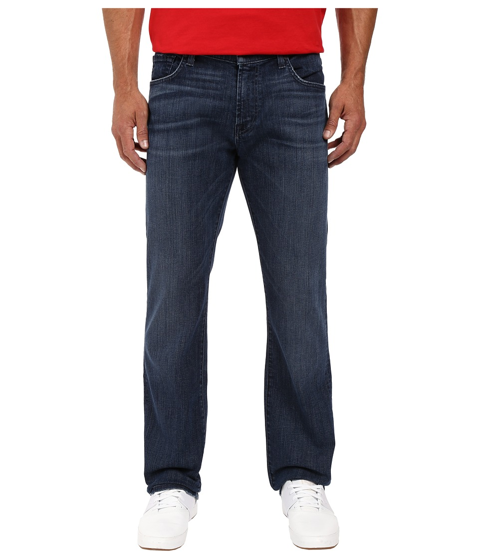 7 For All Mankind - Standard Straight Leg in Marina Waves (Marina Waves) Men's Jeans