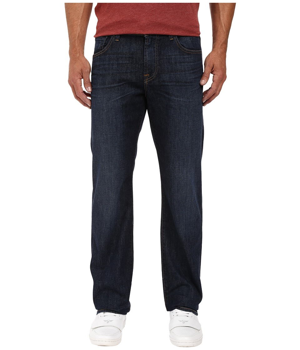 7 For All Mankind - Austyn Relaxed Straight Leg in Manchester Fields (Manchester Fields) Men's Jeans