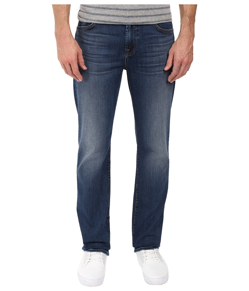 7 For All Mankind - Slimmy Slim Straight in Nostalgia (Nostalgia) Men's Jeans