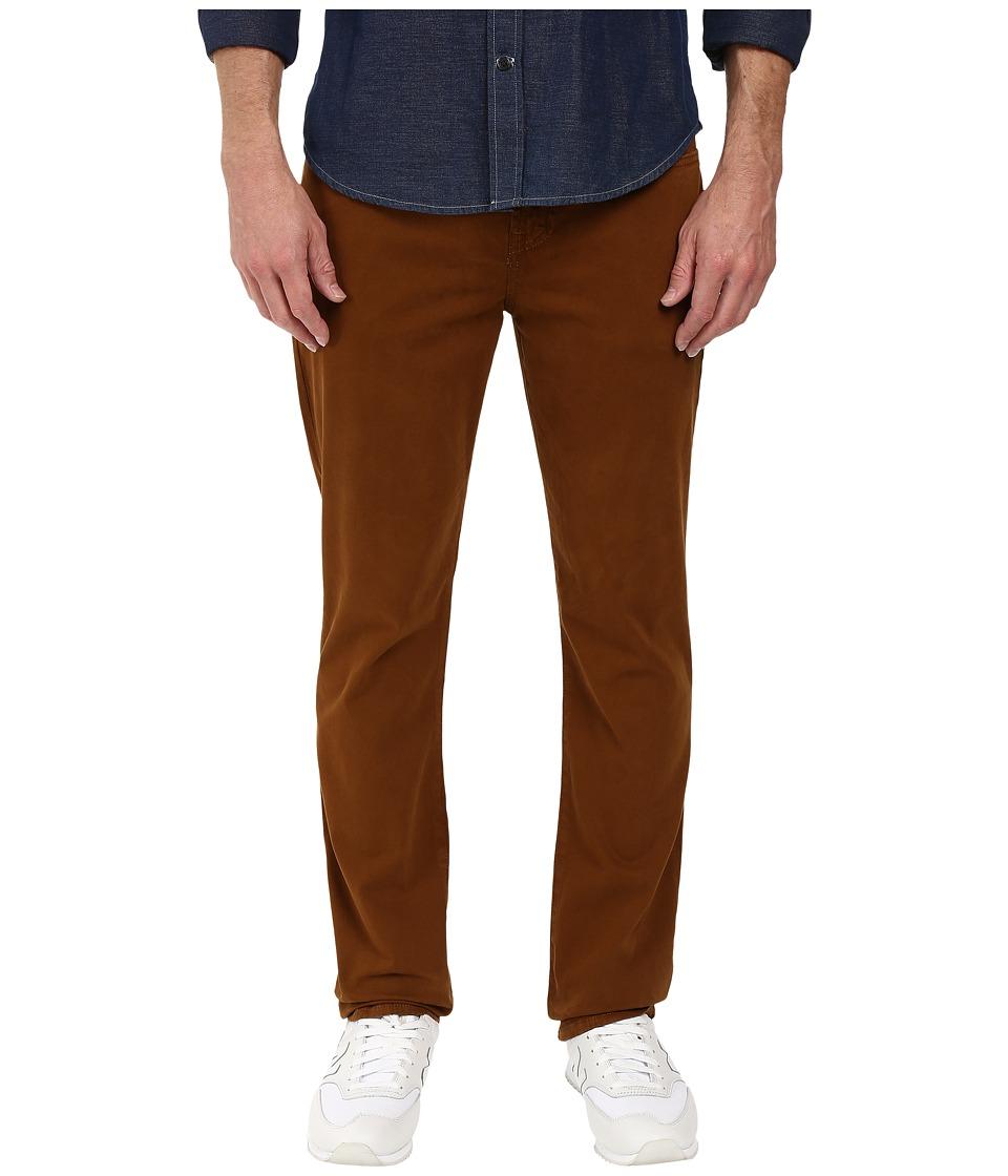 7 For All Mankind - The Straight in Hazelnut (Hazelnut) Men's Jeans