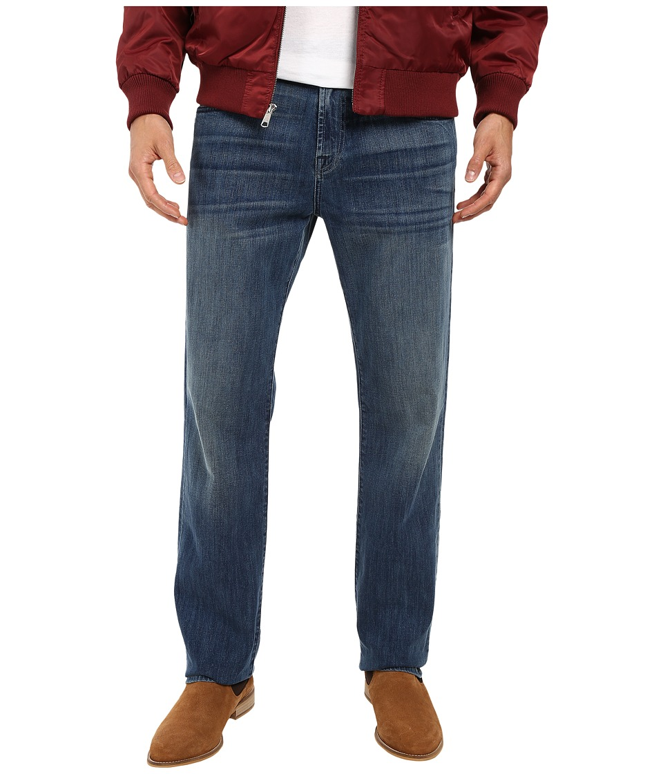 7 For All Mankind - Standard Straight Leg in Monte Carlo (Monte Carlo) Men's Jeans