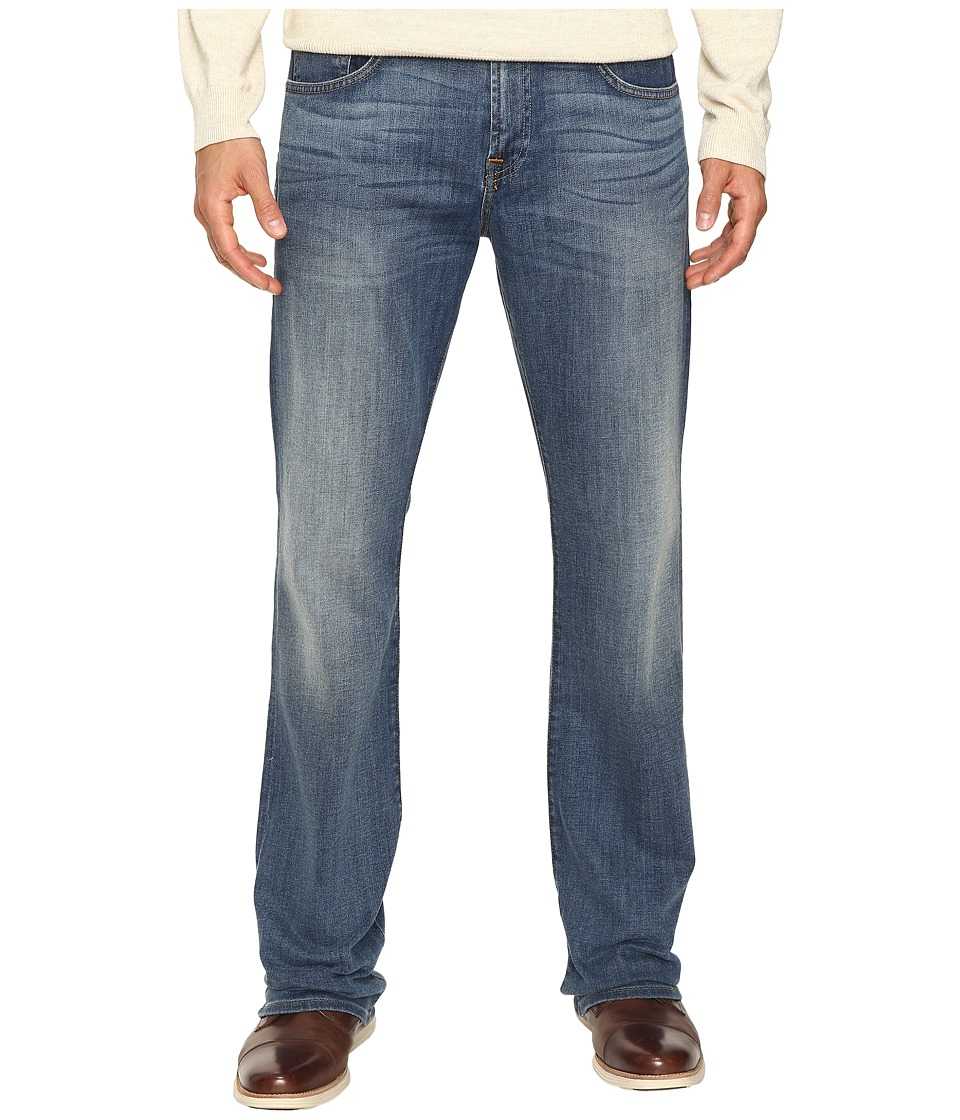 7 For All Mankind - A Pocket Brett in Uptown Blue (Uptown Blue) Men's Jeans