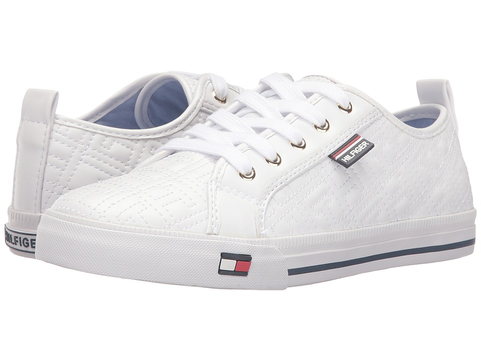 Tommy Hilfiger - Azalea (White) Women's Shoes