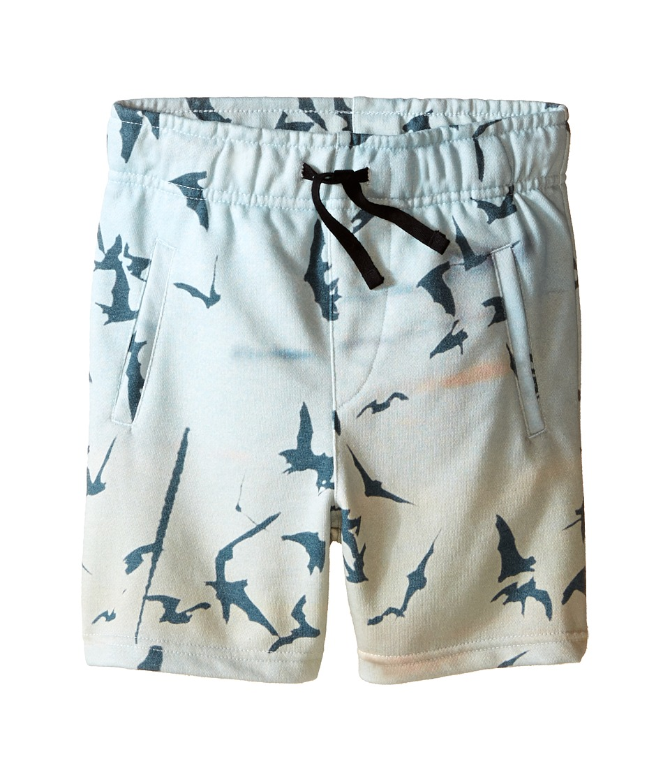 Munster Kids - Free As Walkshorts (Toddler/Little Kids/Big Kids) (Bats) Boy's Shorts