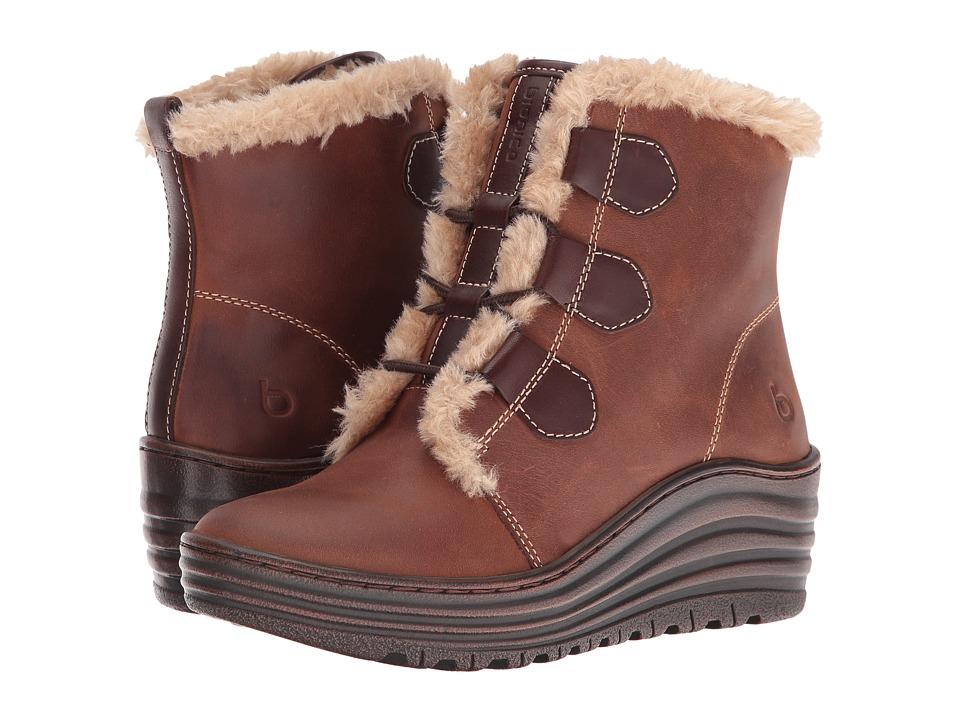 Bionica - Genova (Mahogany) Women's Boots