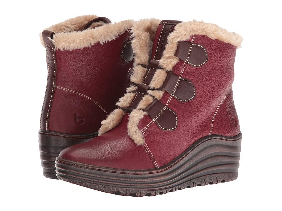 Bionica - Genova (Russet Red) Women's Boots