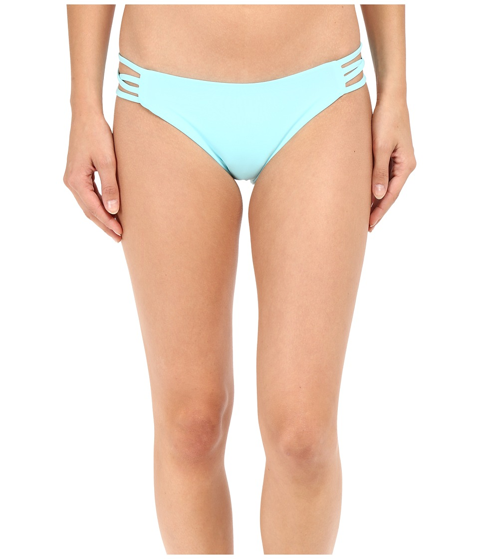 L*Space - Low Down Classic Bottom (Lagoon) Women's Swimwear