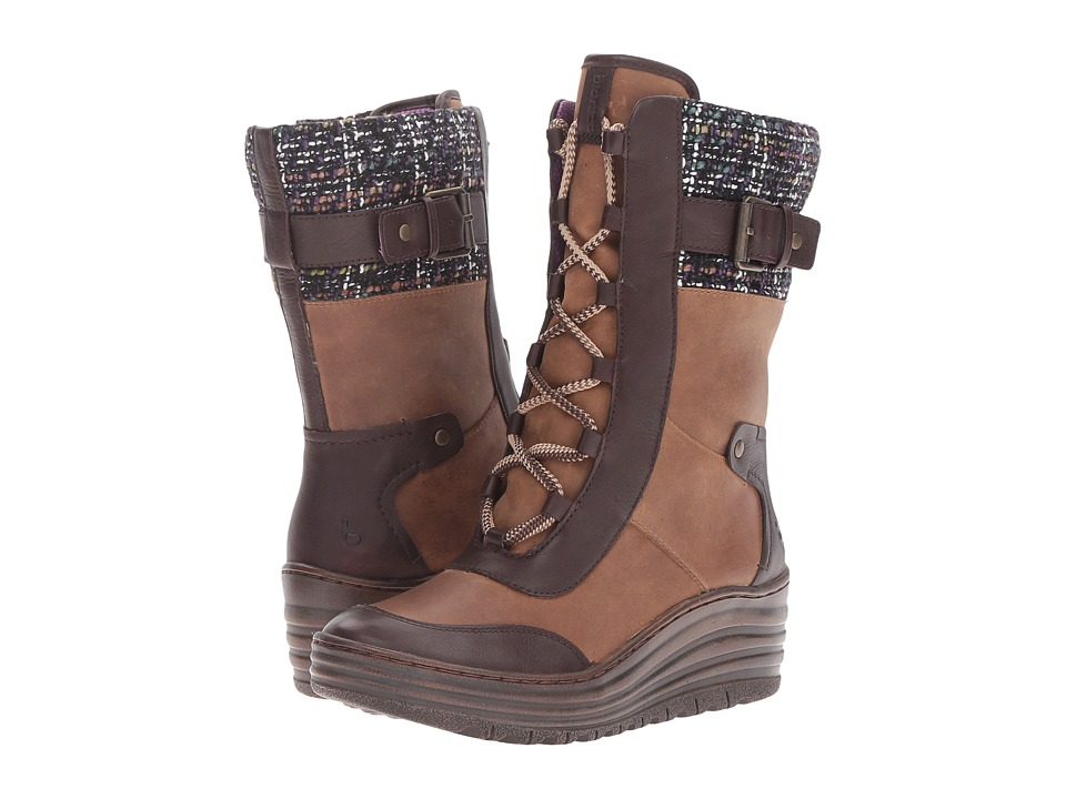 Bionica - Garland (Mahogany) Women's Lace-up Boots