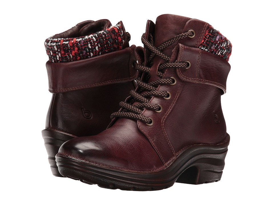 Bionica - Romulus (Red) Women's Lace-up Boots