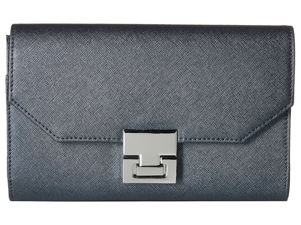 Ivanka Trump - Hopewell Travel Organizer (Gunmetal) Handbags