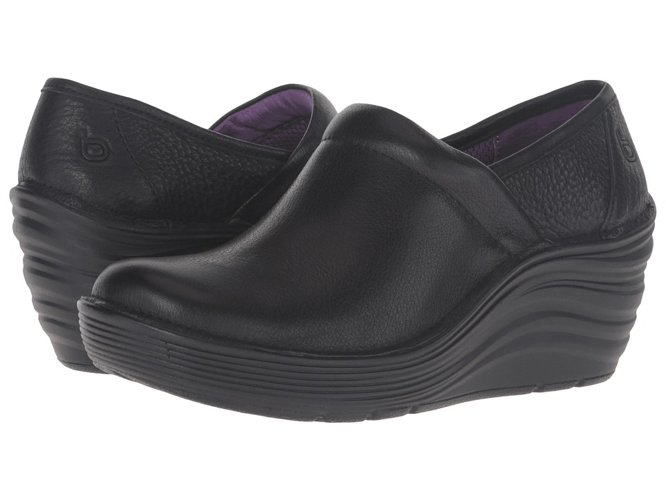 Bionica - Cardin (Black) Women's Wedge Shoes