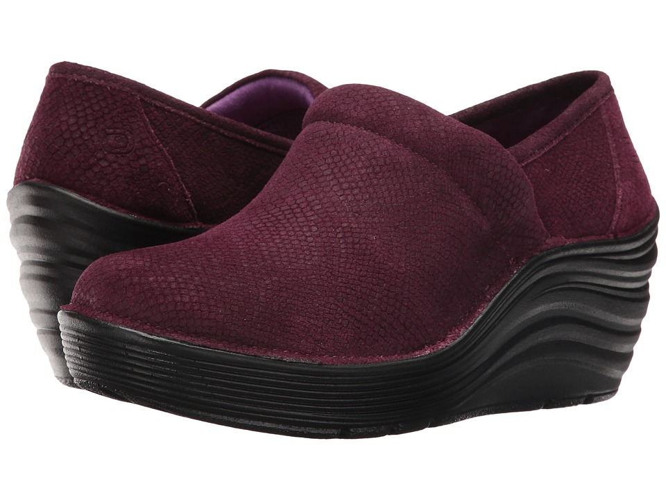 Bionica - Cardin (Bordo) Women's Wedge Shoes