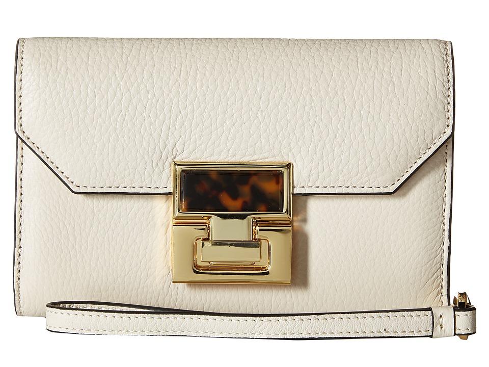 Ivanka Trump - Hopewell Smartphone Wristlet (Chalk) Wristlet Handbags