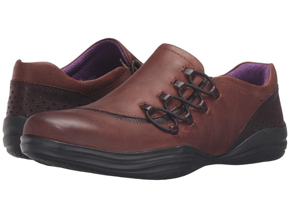 Bionica - Sumter (Mahogany) Women's Slip on Shoes