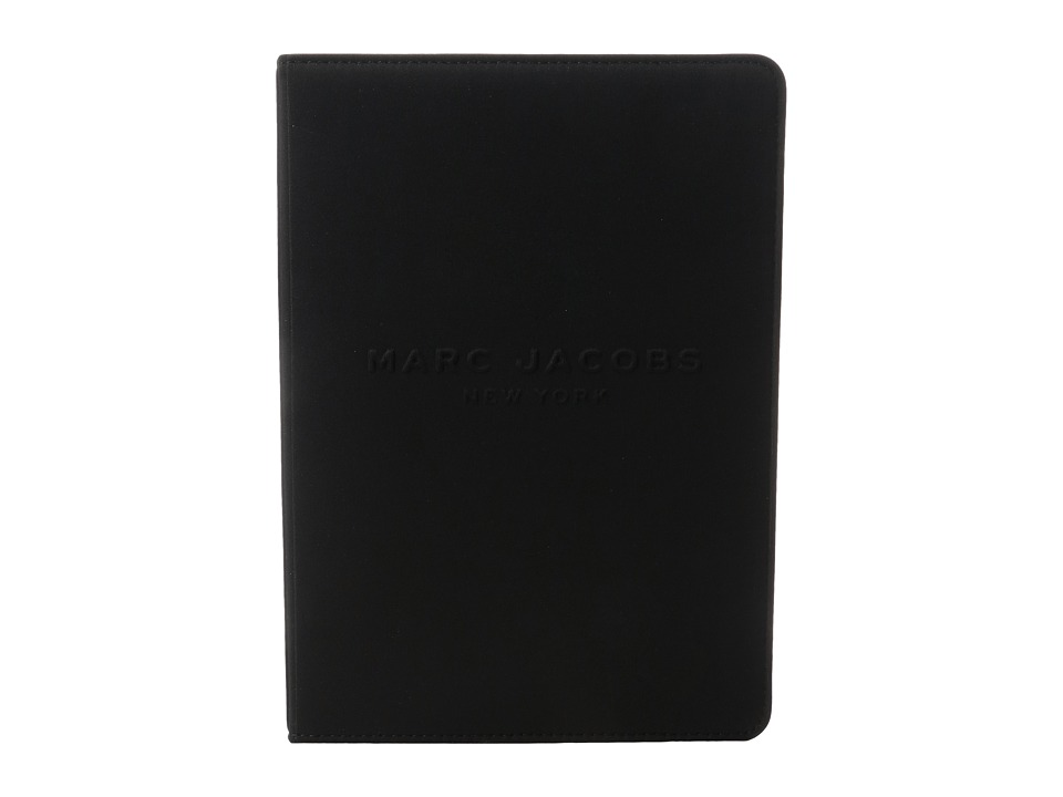 Marc Jacobs - Neoprene Tech Tablet Notebook (Black) Wallet