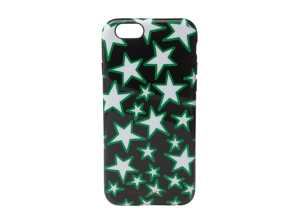 Marc Jacobs - Stars iPhone 6S Case (Black Multi) Cell Phone Case