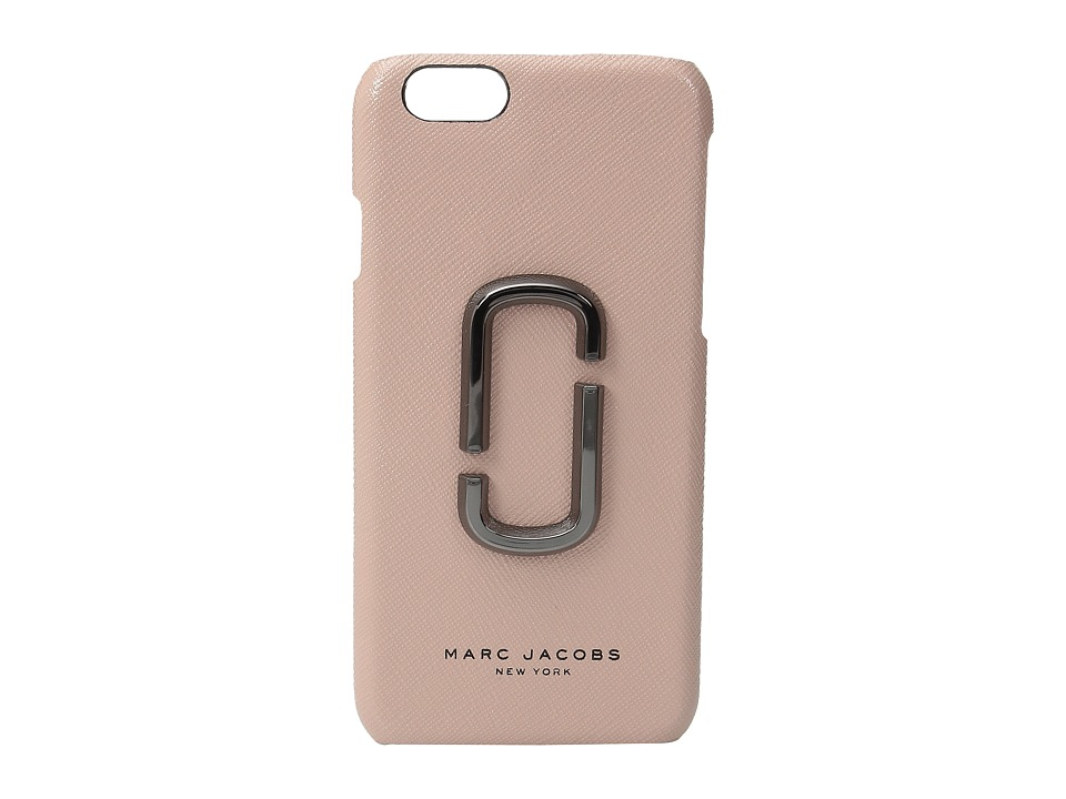 Marc Jacobs - Phone Case J Marc iPhone 6S Case (Rose Smoke) Cell Phone Case