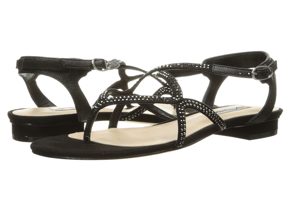 Nina - Kyerra (Black) Women's Sandals