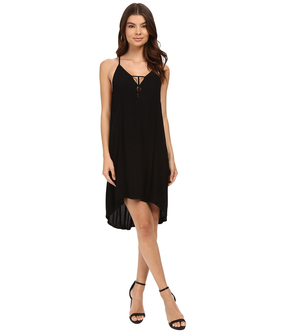 Brigitte Bailey - Erin Cami Dress (Black) Women's Dress