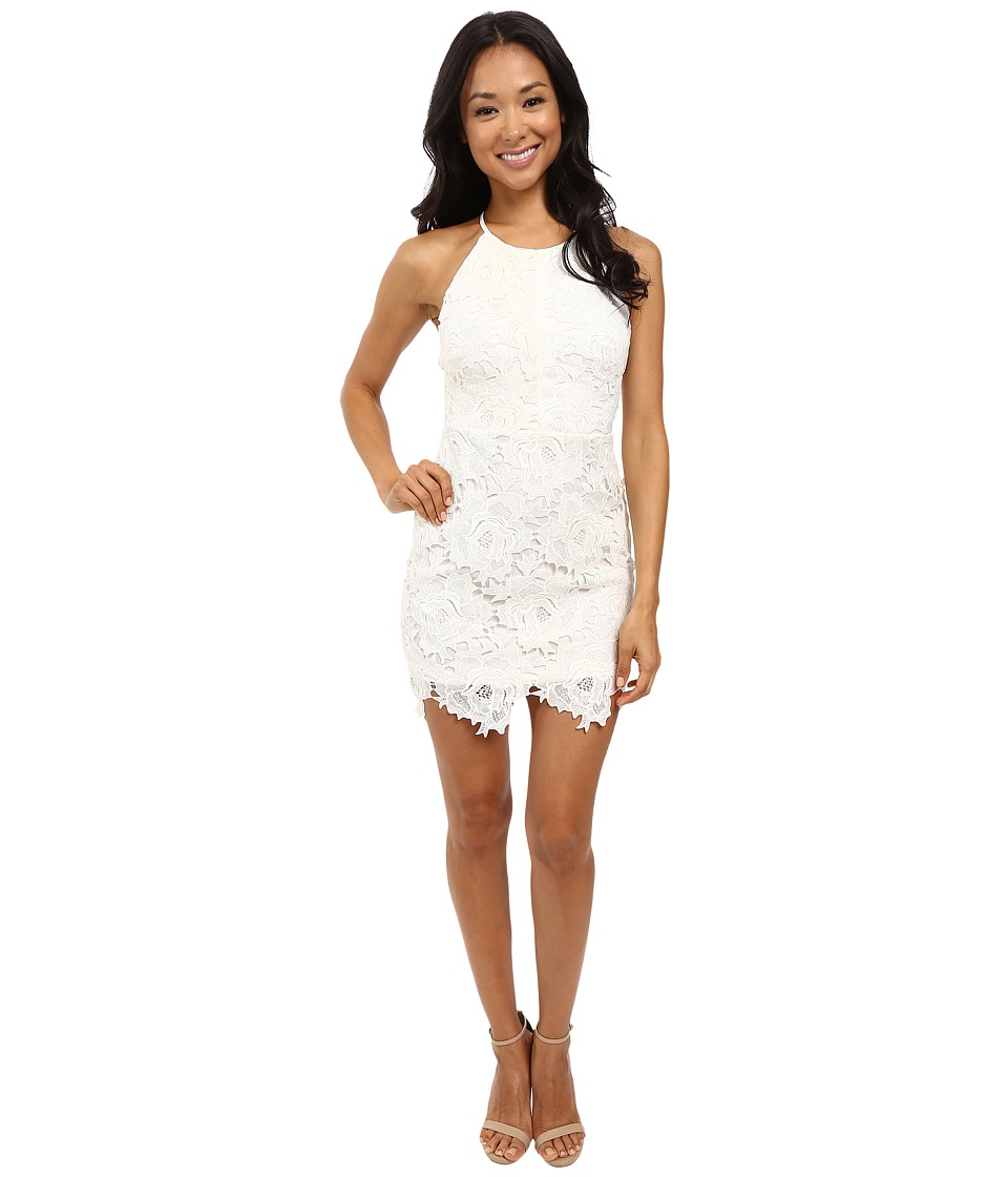 Brigitte Bailey - Aislin Spaghetti Strap Dress (Off-White) Women's Dress