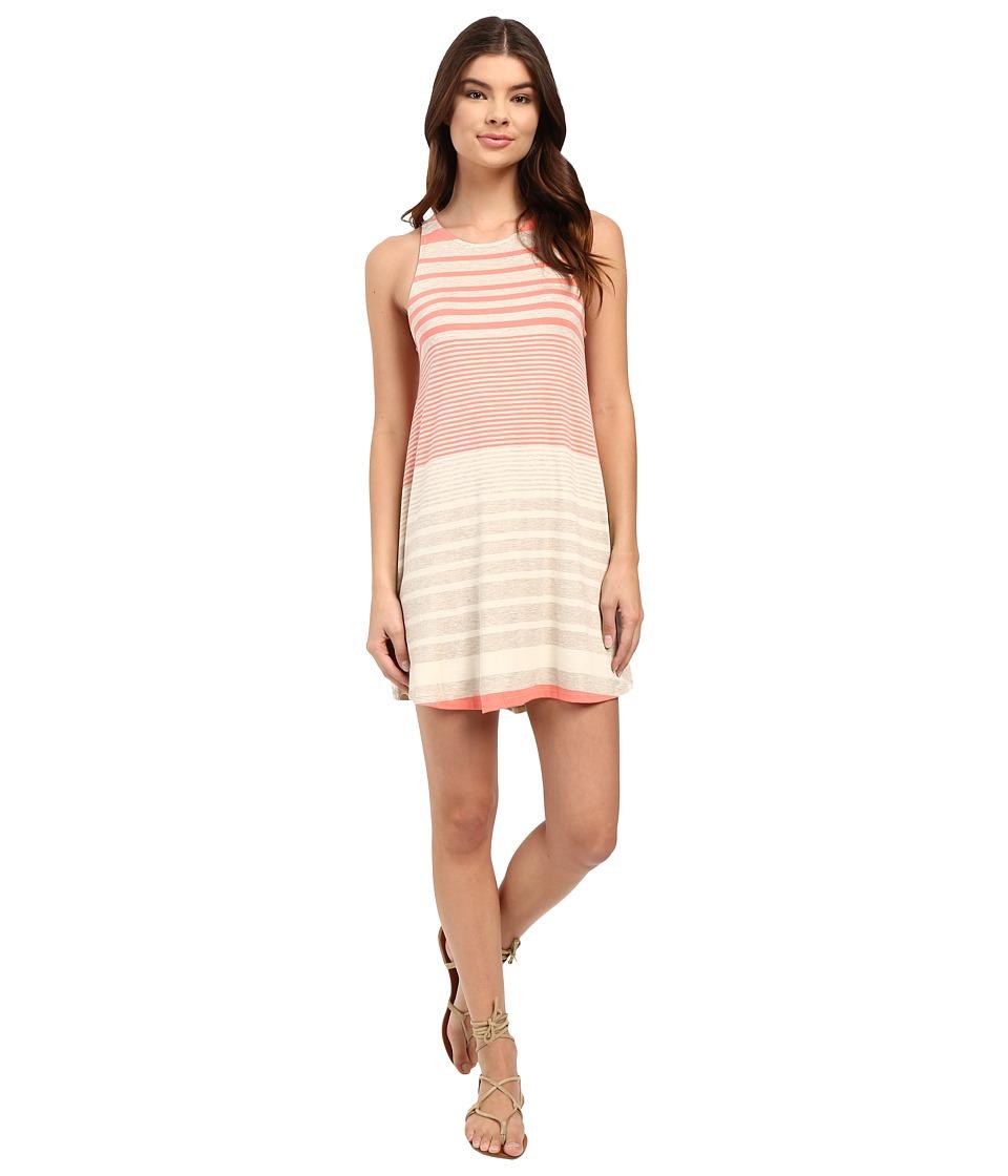 Culture Phit - Malia Dress (Coral) Women's Dress