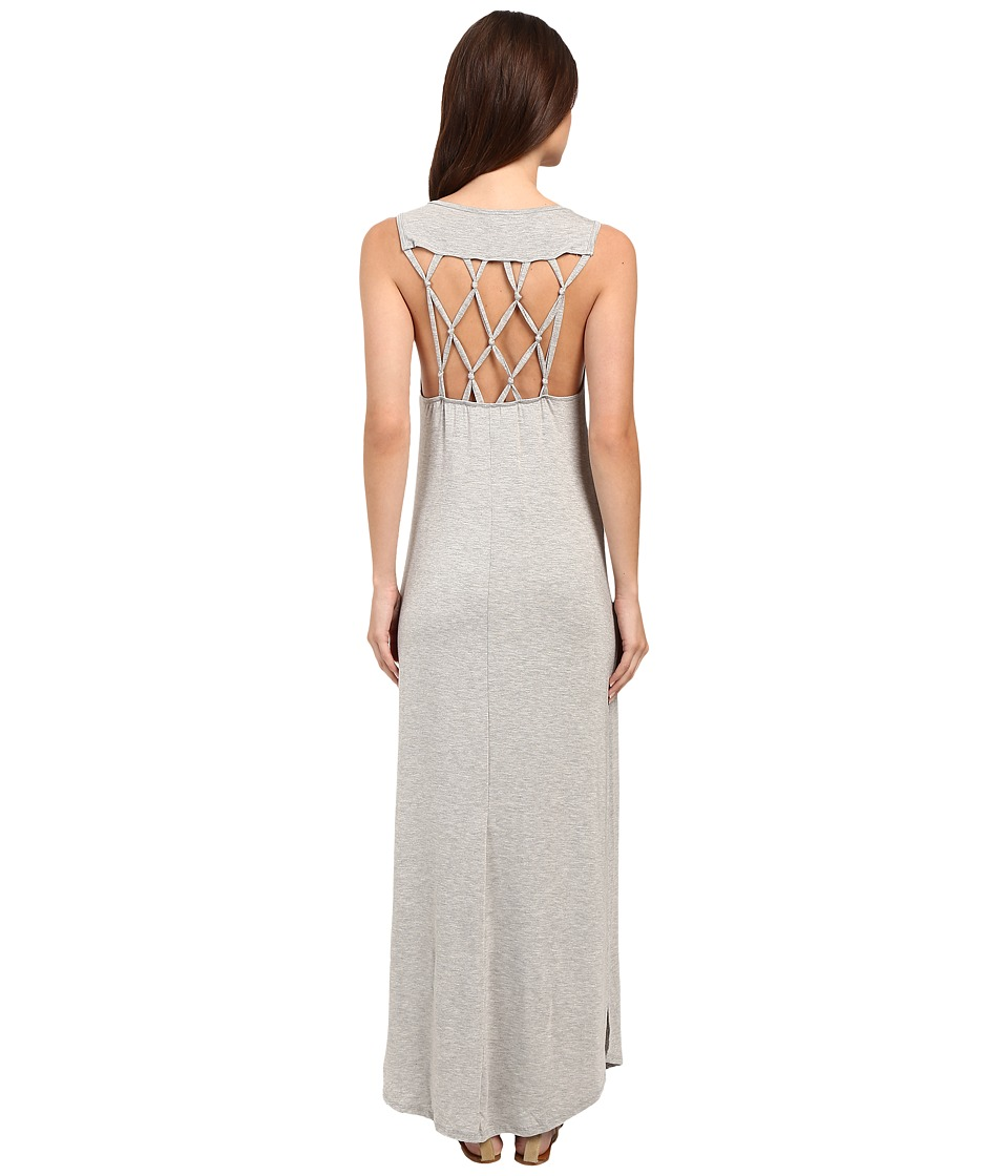 Culture Phit - Jocasta Dress (Heather Grey) Women's Dress