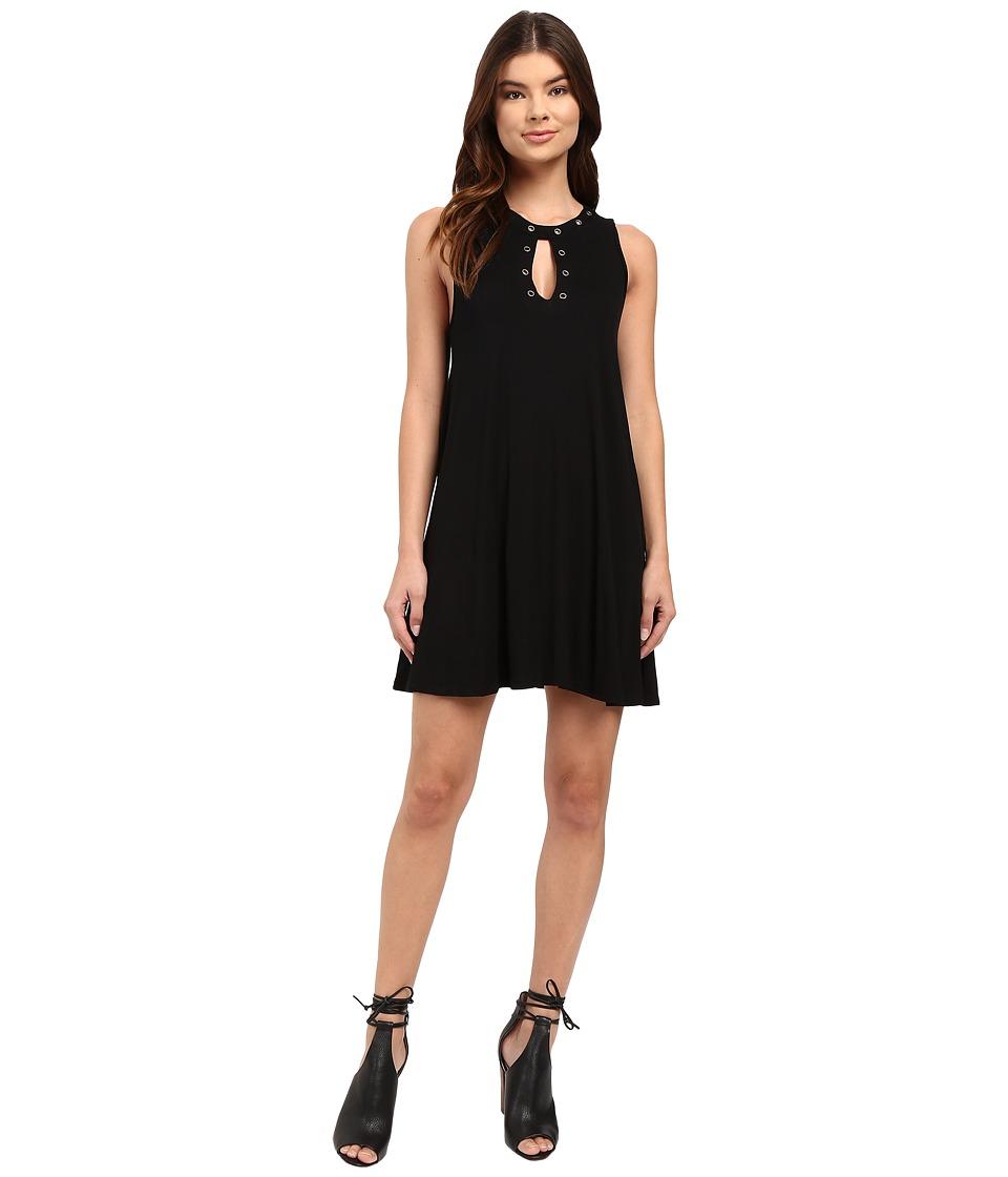 Culture Phit - Izara Sleeveless Dress (Black) Women's Dress