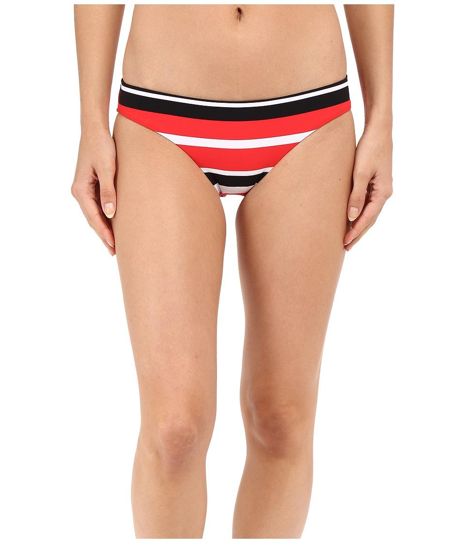 Seafolly - Walk the Line Hipster Bottom (Chilli Red) Women's Swimwear