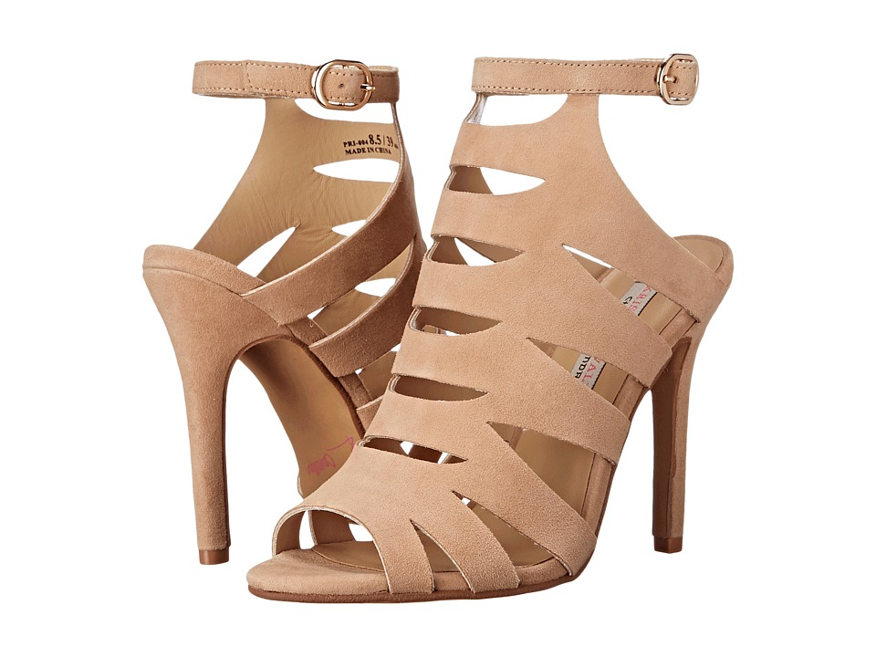 Kristin Cavallari - Poppy (Now Nude Kid Suede) Women's Shoes