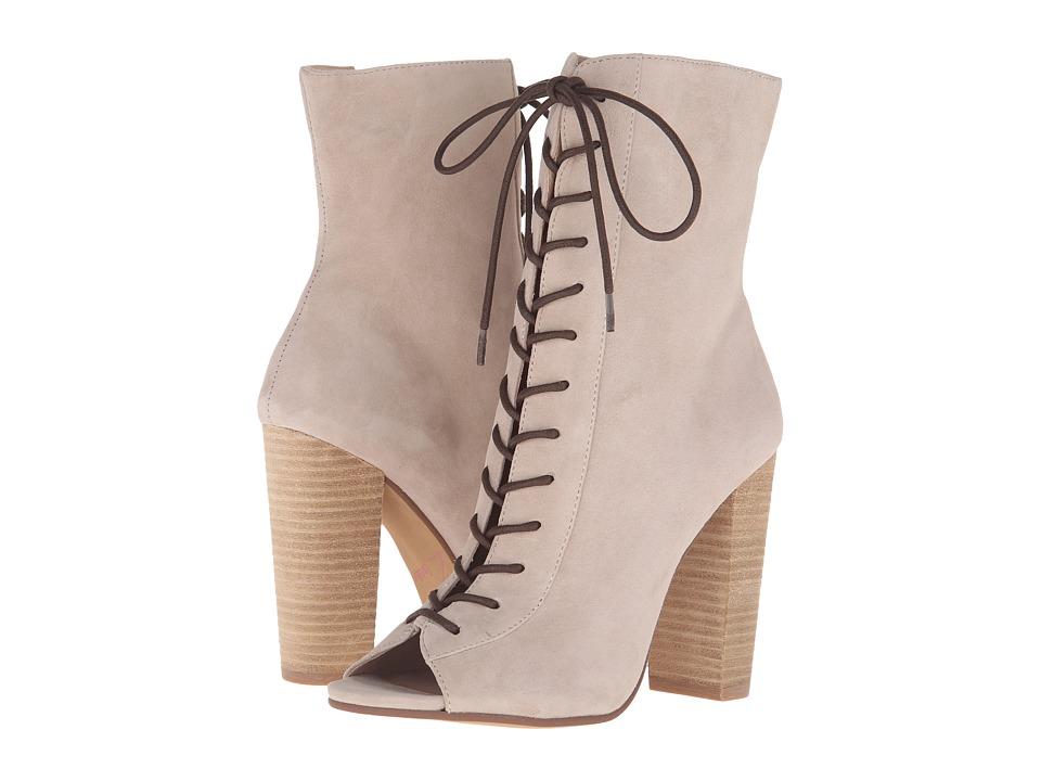 Kristin Cavallari Lawless (Grey Kid Suede) High Heels