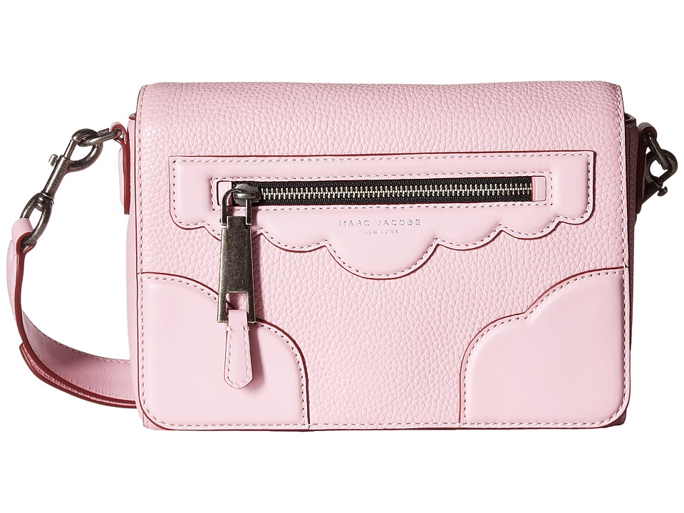 Marc Jacobs - Haze Small Shoulder Bag (Pink Fleur) Shoulder Handbags