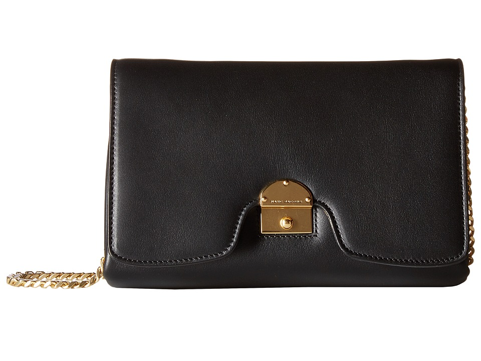 Marc Jacobs - Kitty Small Shoulder Bag (Black) Shoulder Handbags