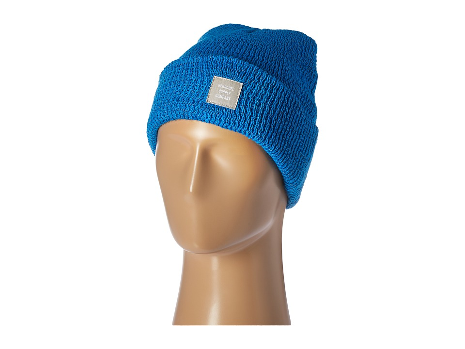 Herschel Supply Co. - Abbott (Brilliant Blue/Reflective Speckle) Beanies