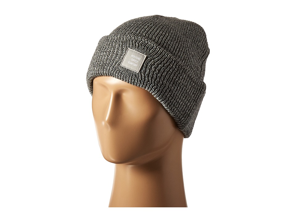 Herschel Supply Co. - Abbott (Grey/Reflective Speckle) Beanies
