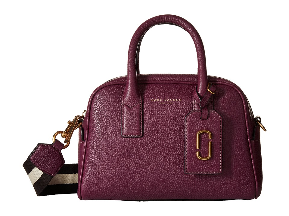 Marc Jacobs - Gotham Small Bauletto (Iris) Handbags