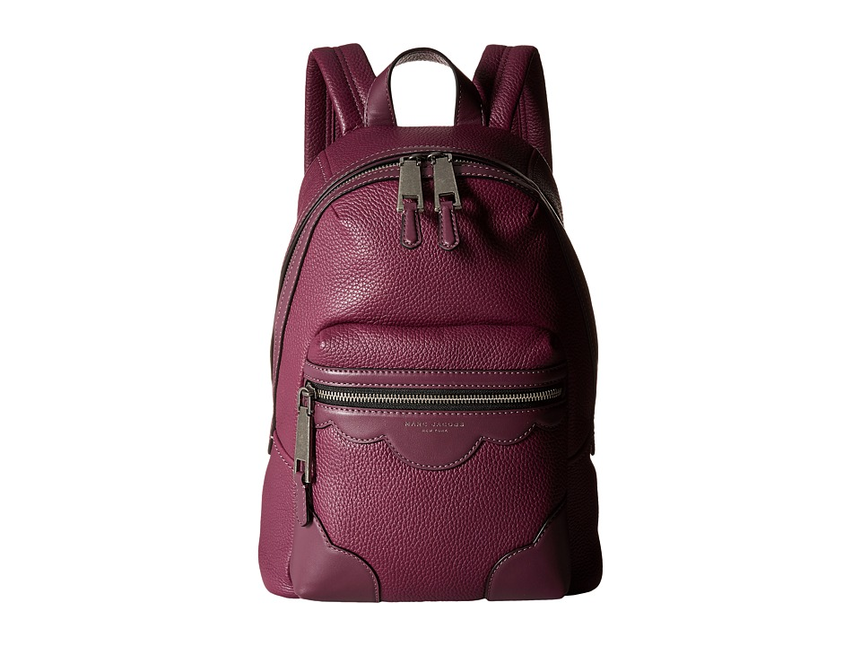 Marc Jacobs - Haze Backpack (Iris) Backpack Bags