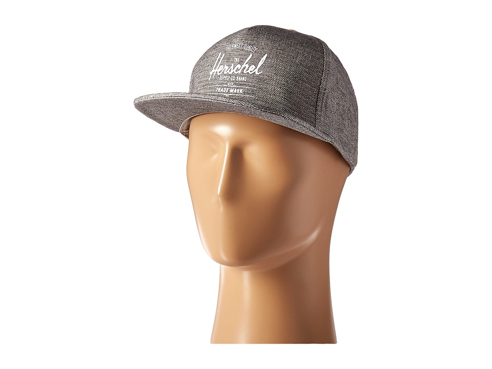 Herschel Supply Co. - Whaler (Grey 3) Caps
