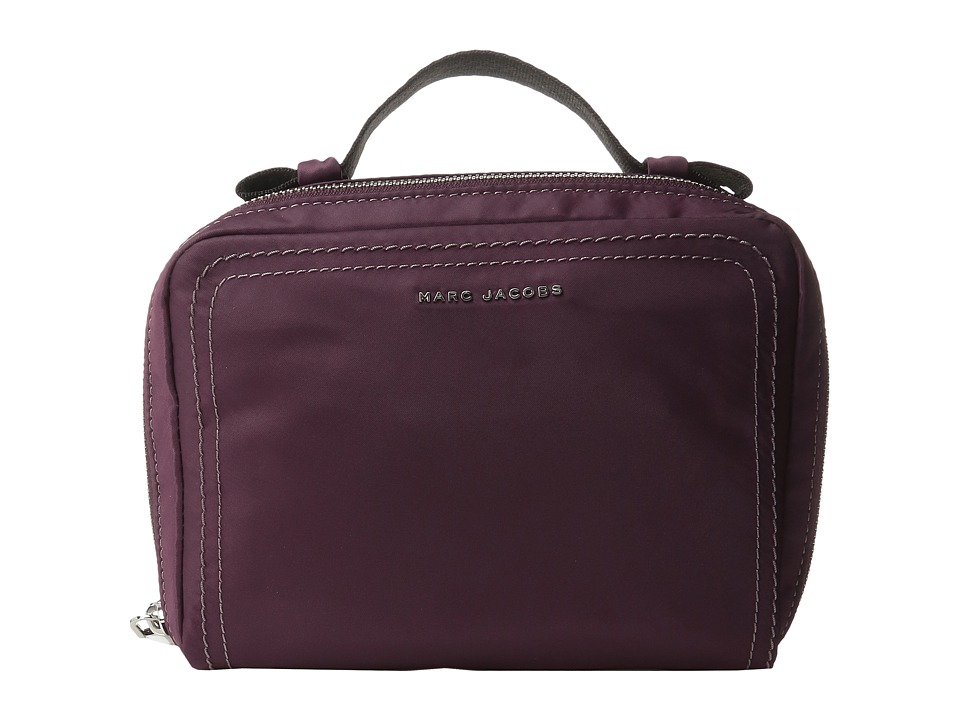 Marc Jacobs - Easy Cosmetics Extra Large Cosmetic (Iris) Cosmetic Case
