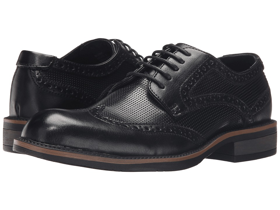 Steve Madden - Zino (Black) Men's Shoes