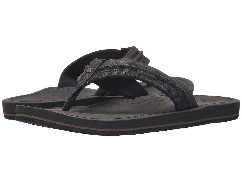 Rip Curl - Ox (Black) Men's Sandals
