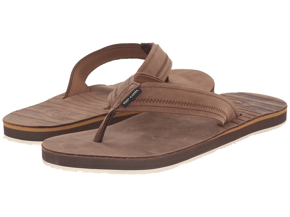 Rip Curl - The Trestles (Chocolate) Men's Sandals