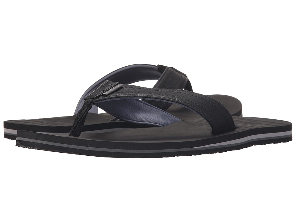 Rip Curl - The Groove (Black) Men's Sandals