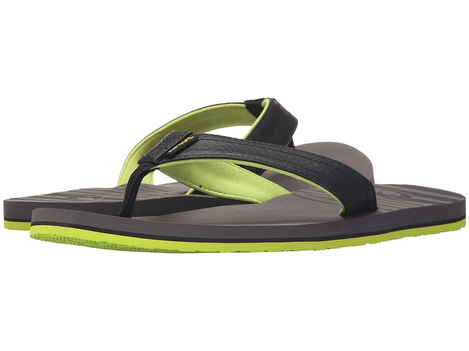 Rip Curl - The Groove (Grey/Green) Men's Sandals