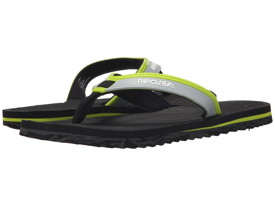 Rip Curl - The Ten by Gabriel Medina (Lime/Green) Men's Sandals