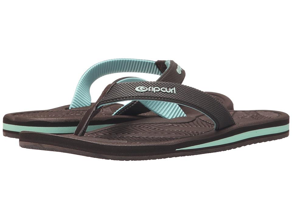 Rip Curl - Lotus (Chocolate) Women's Sandals