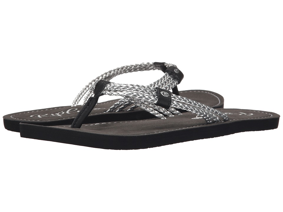 Rip Curl - Ivy (Silver/Black) Women's Sandals
