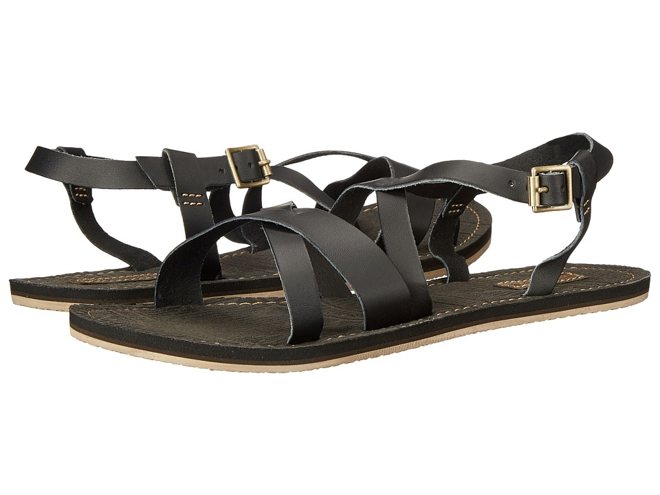 Rip Curl - Havanna (Black) Women's Sandals