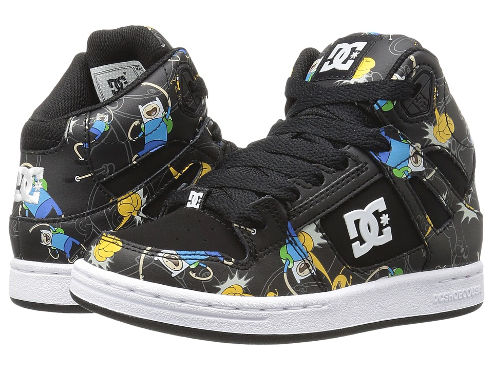 DC Kids - Rebound X AT (Little Kid) (Multi) Boys Shoes