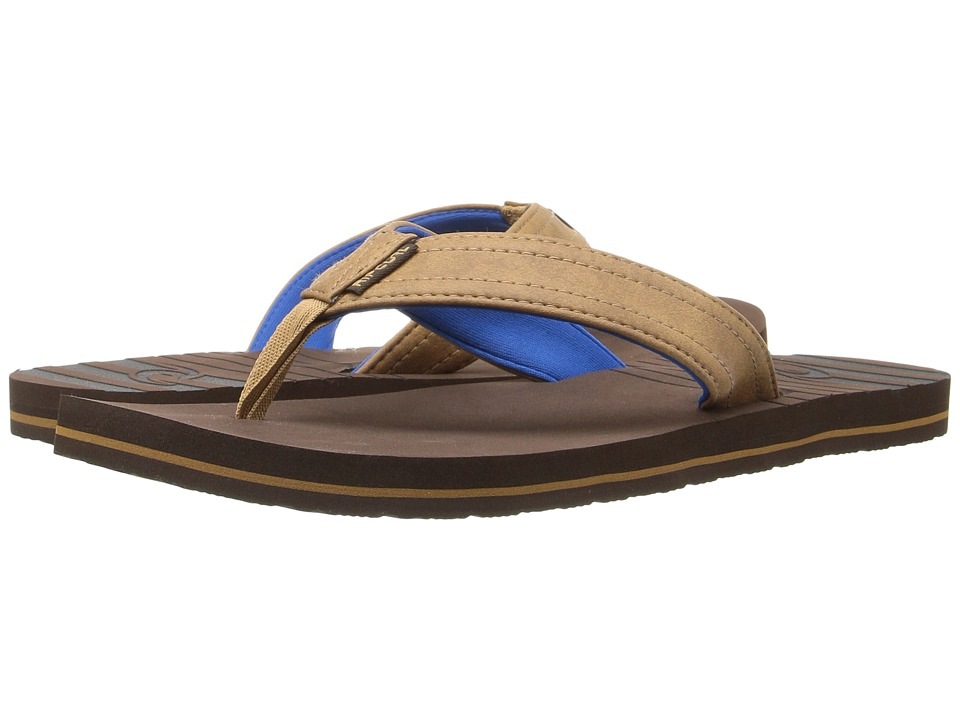 Rip Curl - The Groove (Brown) Men's Sandals